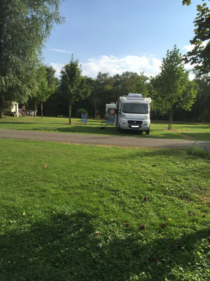 Campingplatz in Peronne
