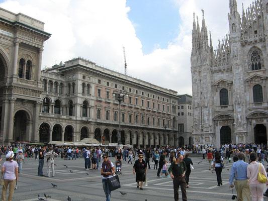 Mailander Domplatz