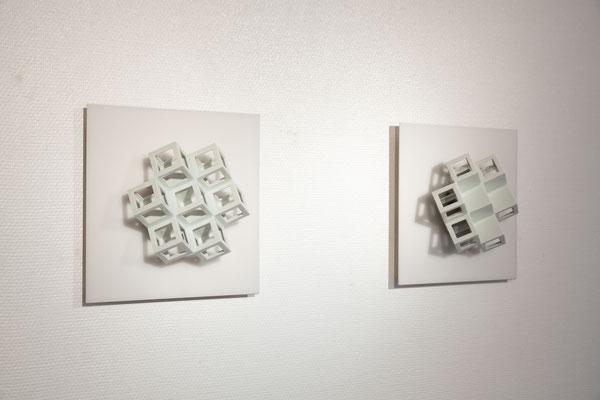 「亀井洋一郎展 様相の舞台」SILVER SHELL 2018