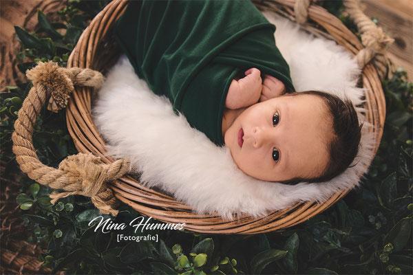 Babyfotografie in Pulheim , Frechen / Meilenstein Babyshooting / Fotoshooting