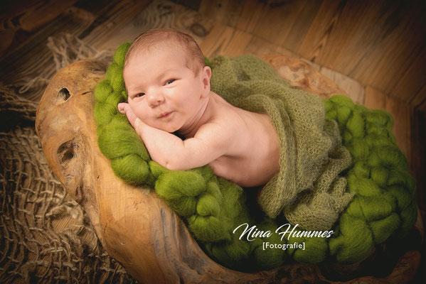 Neugeborenenfotografie in Hürth , Brühl , Wesseling / Shooting / Fotoshooting nach der Geburt
