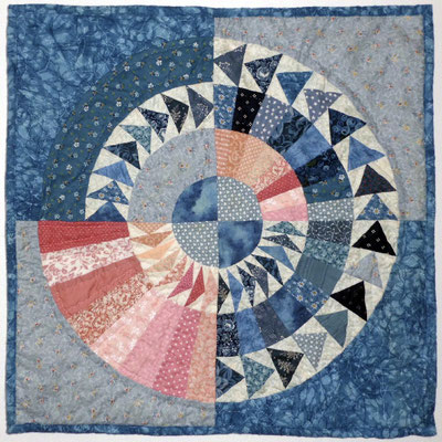 Small wall quilt