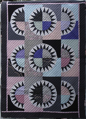 Wall quilt