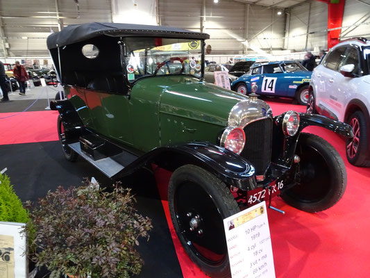 Type A 1919