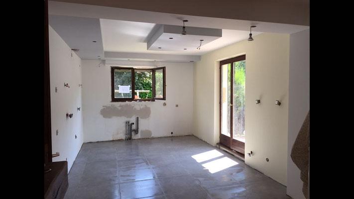 Peintures et revêtement de sol