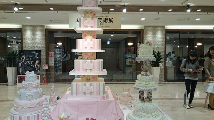 東京シュガーアート展示作品