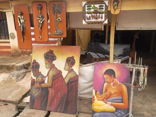 Nigerianse kunst.