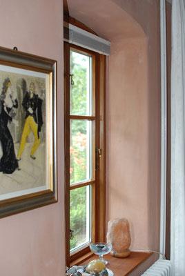 2011 Büttjebüll – Altbau – Sanierung Wohnzimmer im Reetdachhaus