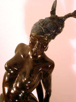 La Martiniquaise - Bronze - CB