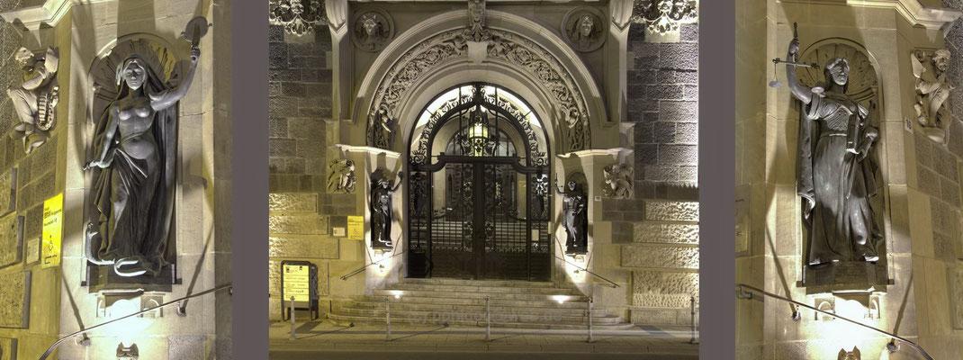 Portal Historisches Rathaus Elberfeld