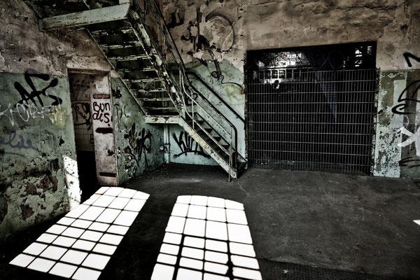 Ehemalige Maschinenhalle Phoenix-West Dortmund (C) 2020 Peter Taubert