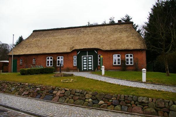 Sehenswert: Bürgerhaus in Albersdorf