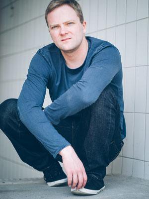 Jan Philip Keller, Schauspielerporträt, Karlsruhe, professionelles Fotoshooting, Portrait, Fotograf,