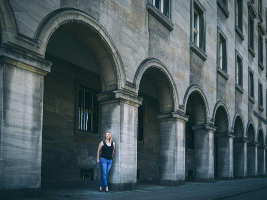 Schauspieler, Katharina Roczyn, Karlsruhe, Fotoshooting, Theater, Location, available Light,