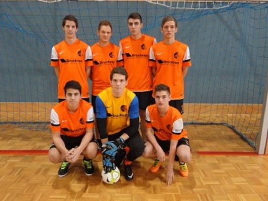 1. Platz Futsal: USV Gr. Gerungs