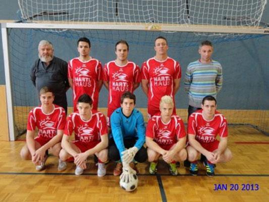 Turniersieger SC Hartl Haus