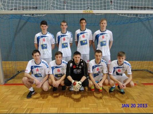 5. Platz: SC Zwettl U23