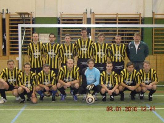 1. Platz: SC Kollmann Pfaffenschlag