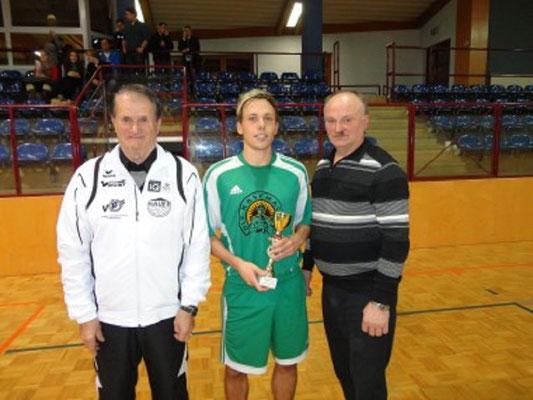 Torschützenkönig mit 6 Treffern wurde Peter Wimmer vom SV Lichtenau