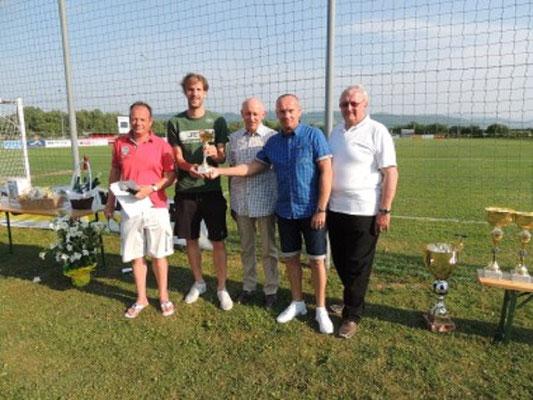 Die Schiedsrichtergruppe Waldviertel belegte den 11. Platz