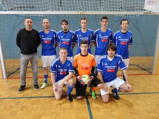 3. Platz Futsal: UFC Arbesbach
