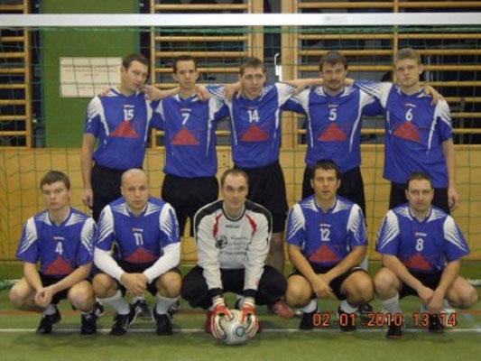5. Platz: SV Sparkasse Gr. Siegharts I