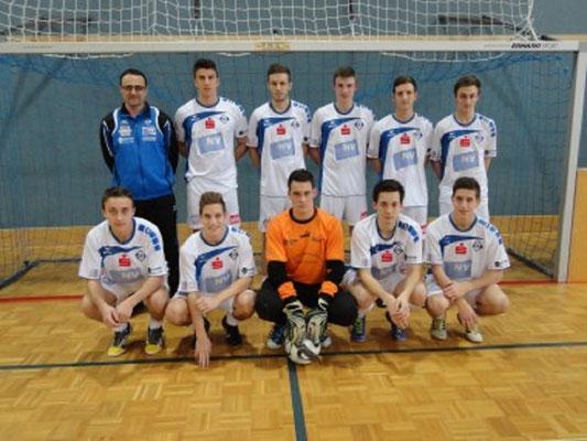 2. Platz Futsal: SC Sparkasse Zwettl