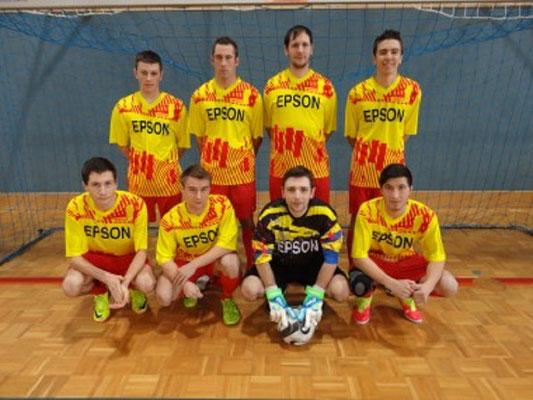 4. Platz Futsal: USV Kirchschlag/WV