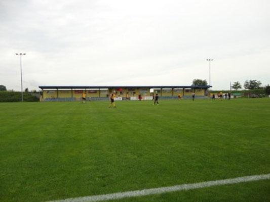 1. Gruppenspiel gegen die Schirigruppe Ost mit einem 1:0 Sieg. Torschütze Wolfgang Fitzinger