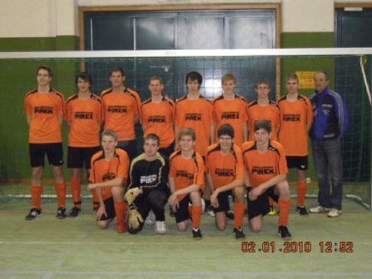 8. Platz: ESV Schwarzenau