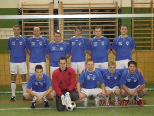 6. Platz: SV Sparkasse Gr. Siegharts II