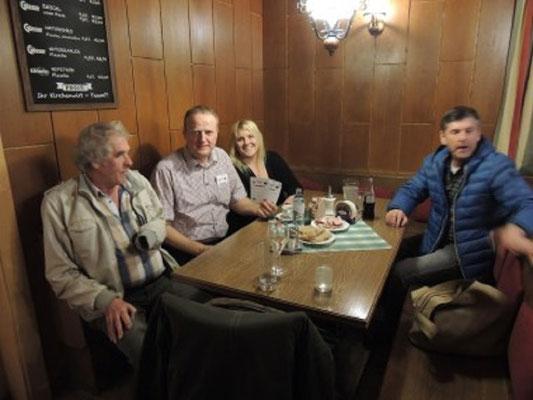 Auch aus Schwarzenau und Göpfritz kamen Gäste