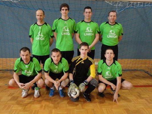 8. Platz: SV Krumau/Kamp