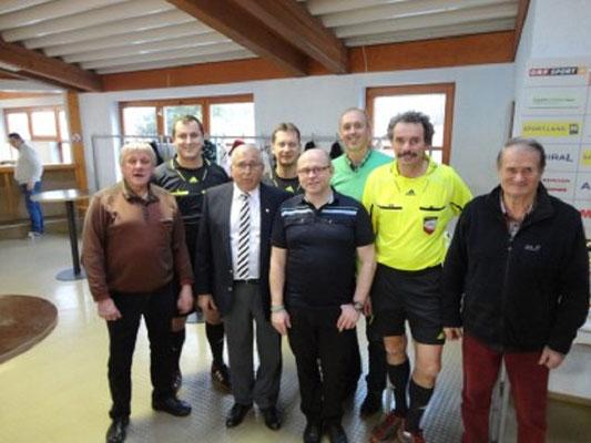 GL Pfeiffer mit seinem Team