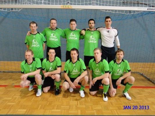 6. Platz: SV Krumau