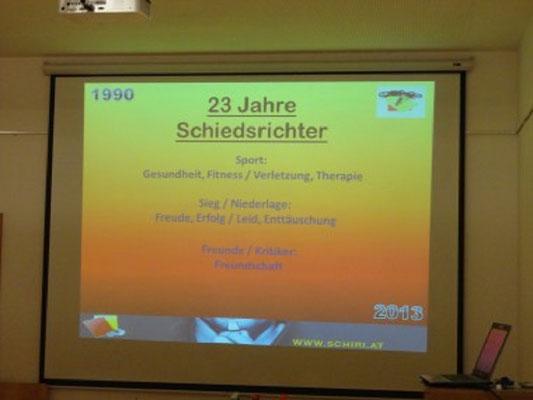 23 Jahre bis zur Regionalliga