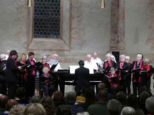 Gemischter Chor der Sängervereinigung Müllheim