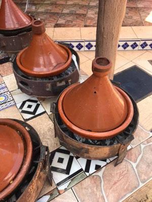 Tajine, das Landesgericht -  Tajine, Morocco's favorite dish