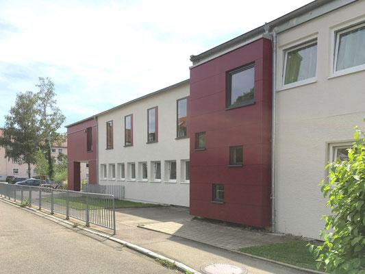 Kinderhaus St.Franziskus Reutlingen Nordwestseite 2019