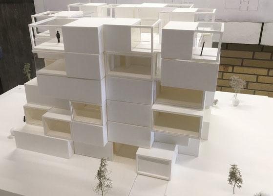 Urban Utopia 2039, Arbeitsmodell