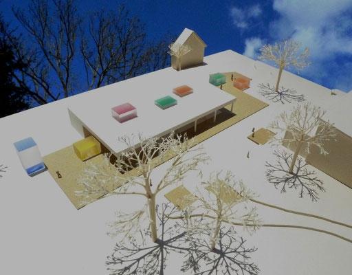 Kinderhaus Hagelloch, Modell Mehrfachbeauftragung*