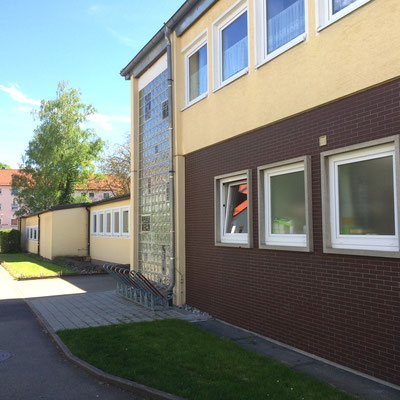 Kinderhaus St.Franziskus Reutlingen vor dem Umbau 2015