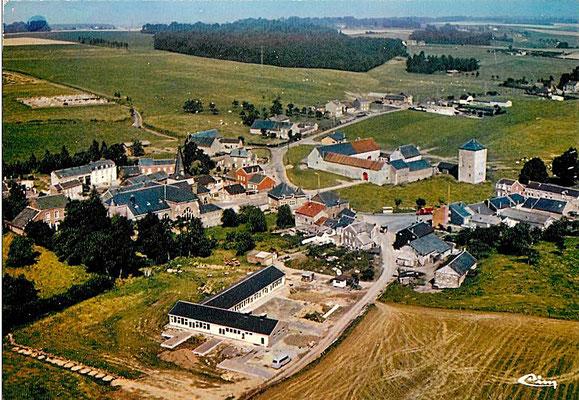Nandrin Centre année 1950