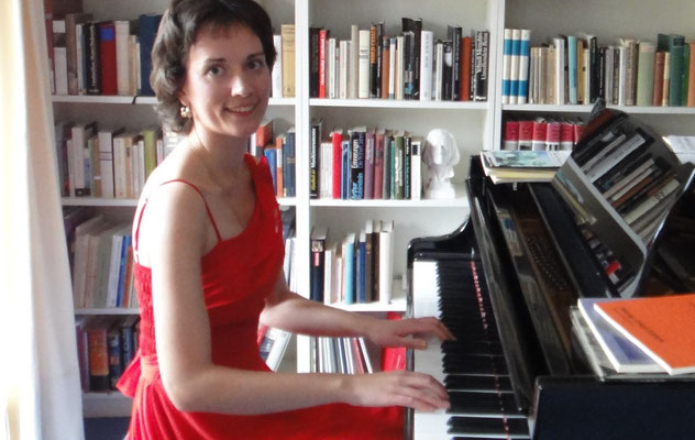 Klavierunterricht in Essen-Huttrop, Überruhr, Kupferdreh