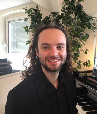 Klavierunterricht und Jazzpiano-Unterricht bei Alejandro Marulanda Gomez in Berlin-Pankow, Reinickendorf und Wedding