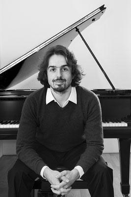 Roberto Fausti, Klavierlehrer in Kreuzberg