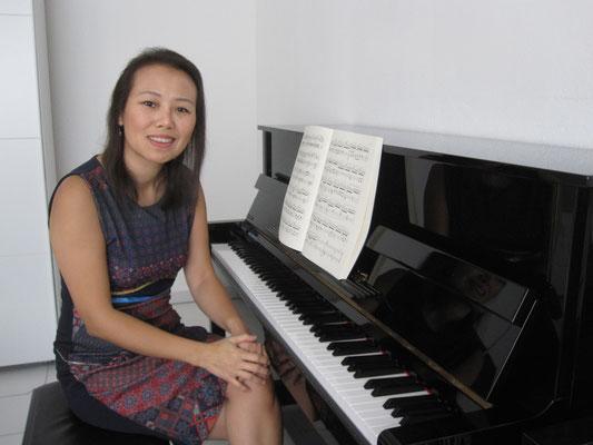 Aily Maria Chiuman, Klavierlehrerin in Maintal, Hanau, Bad Vilbel und Frankfurt