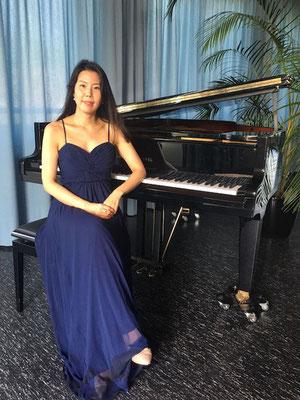 Klavierunterricht in Stuttgart-Degerloch, Sillenbuch und Esslingen bei Seung Hee Cho