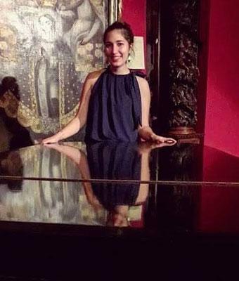 Constanza Ibarra Olalla, Klavierlehrerin in Berlin-Tempelhof