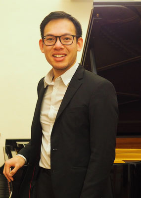 Klavierunterricht bei Hung Do in Leipzig-Gohlis